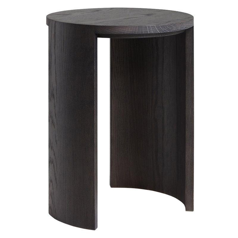 Made by Choice Airisto stool / side table, black