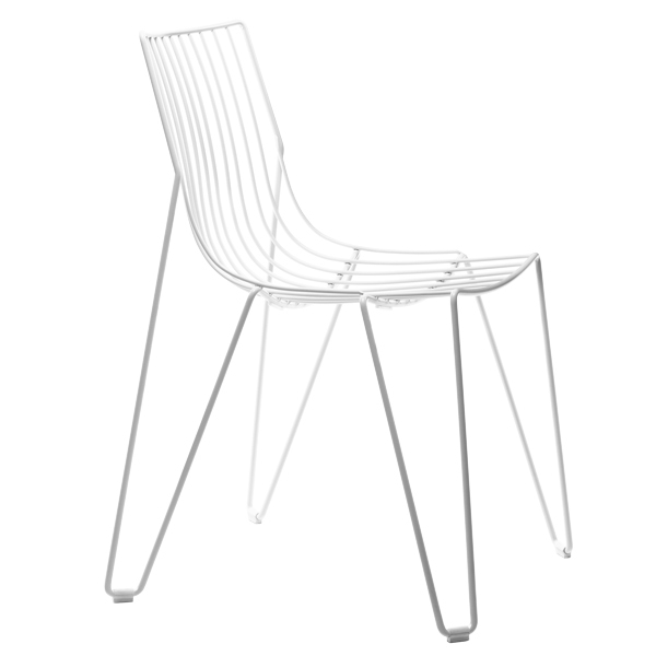 Massproductions Tio chair, white