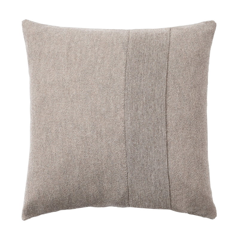 Muuto Layer cushion 50 x 50 cm, sand grey