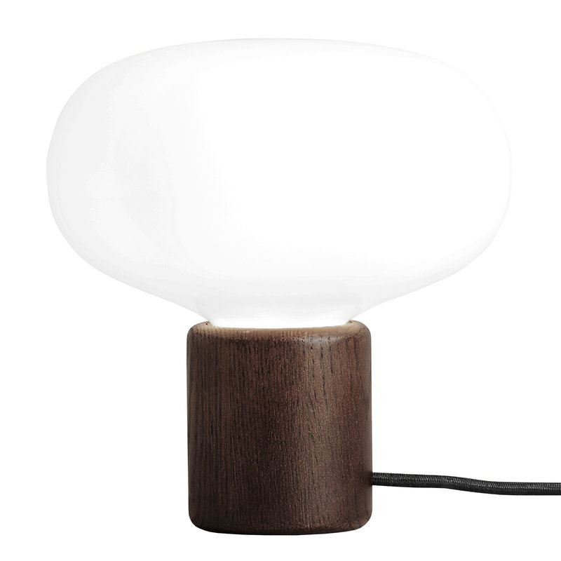 New Works Karl-Johan table lamp, oak