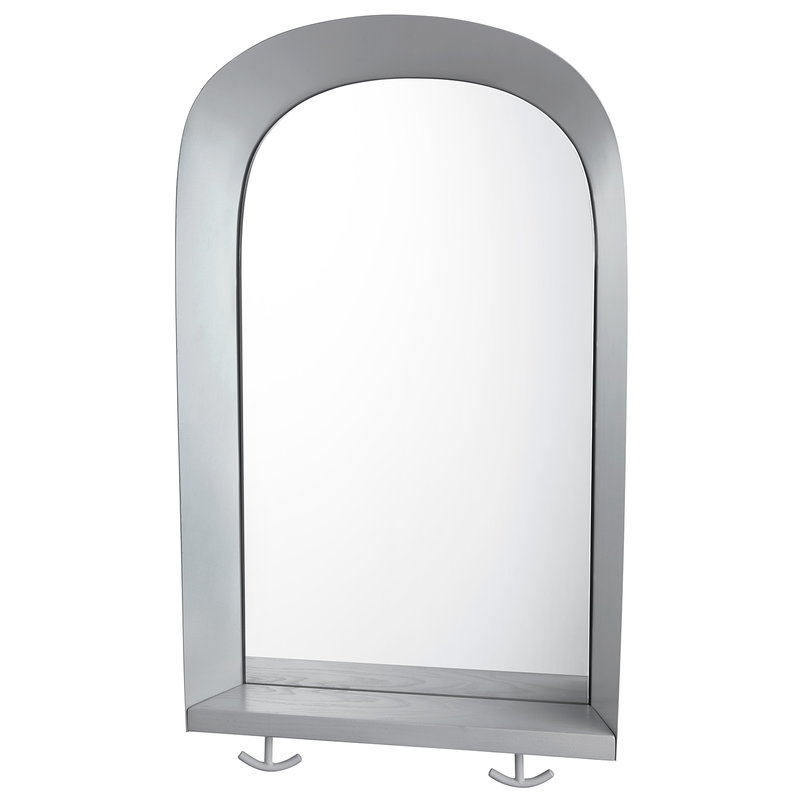 Nofred Portal mirror, grey