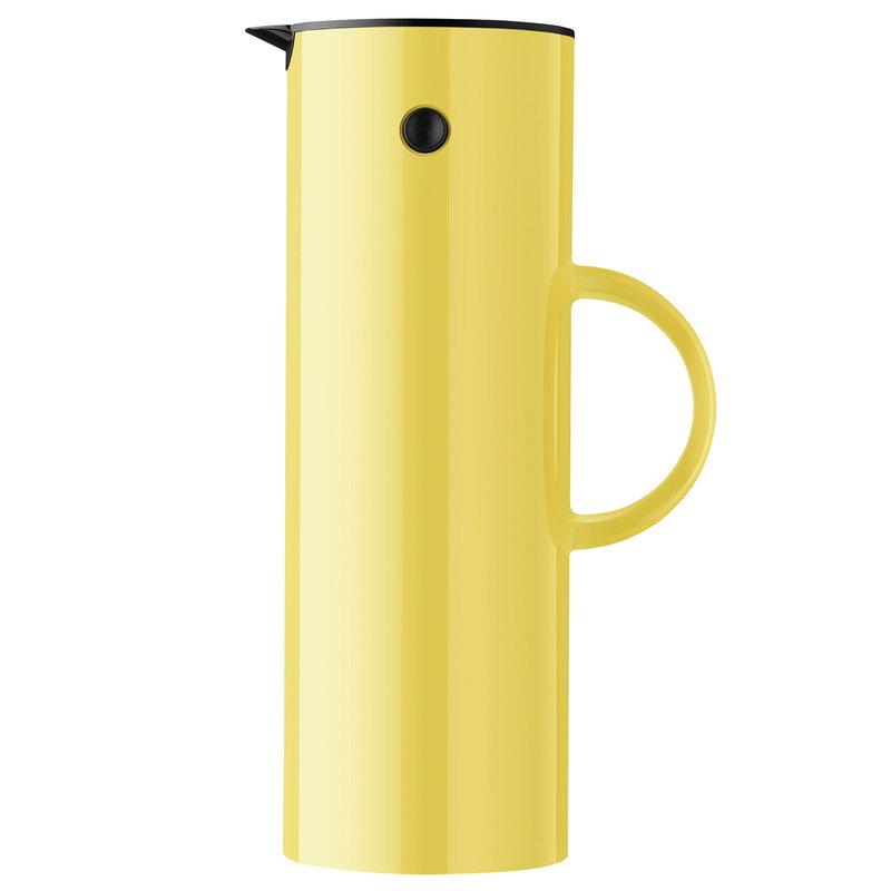 Stelton EM77 vacuum jug 1,0 L, lemon