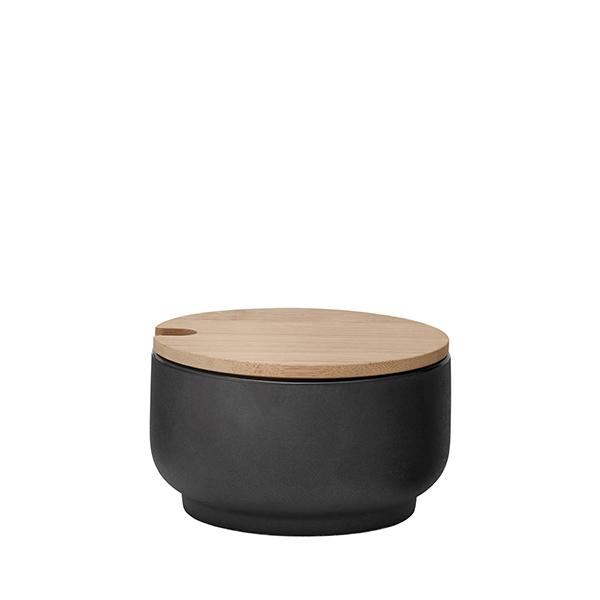 Stelton Theo sugar bowl