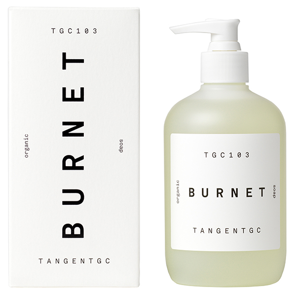 Tangent GC Burnet organic soap