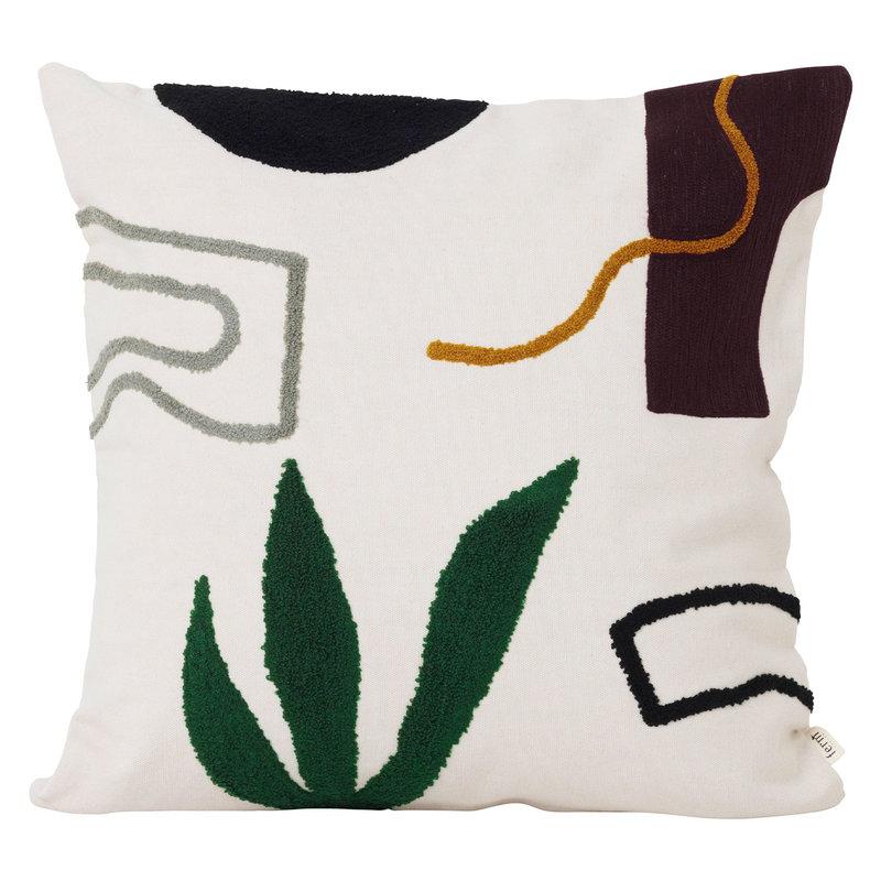 Ferm Living Mirage cushion, Cacti