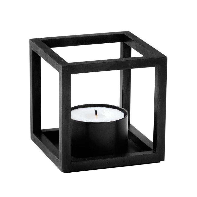 By Lassen Kubus T candleholder, black