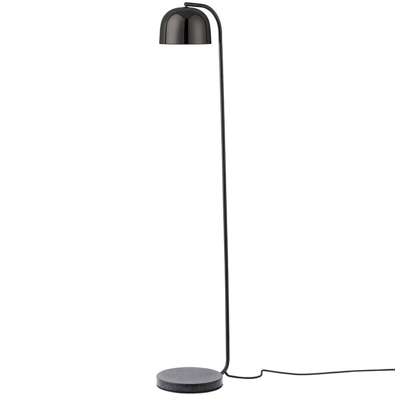 Normann Copenhagen Grant floor lamp, black