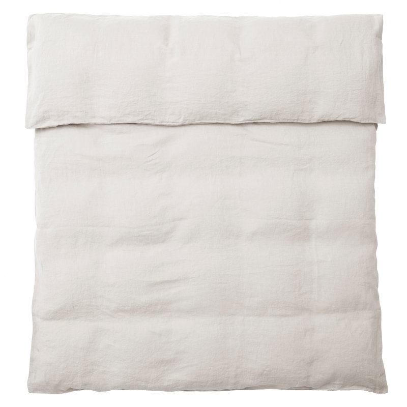 Matri Linnea double duvet cover, clay