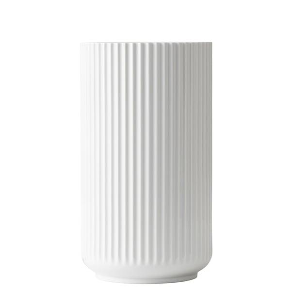 Lyngby Porcelain Lyngby porcelain vase, 31 cm, white