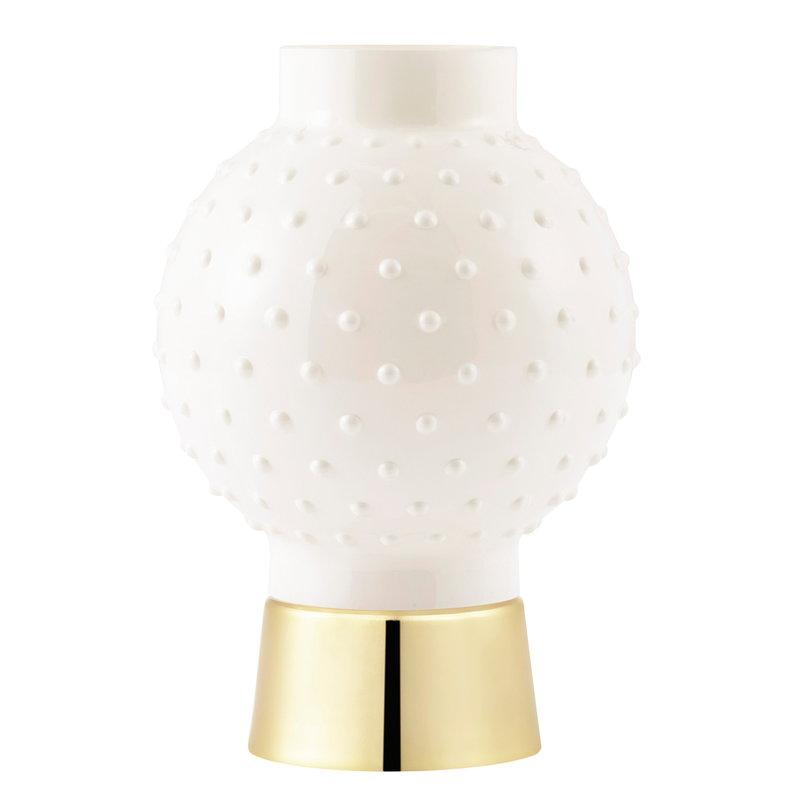 Tivoli Story tealight holder, white