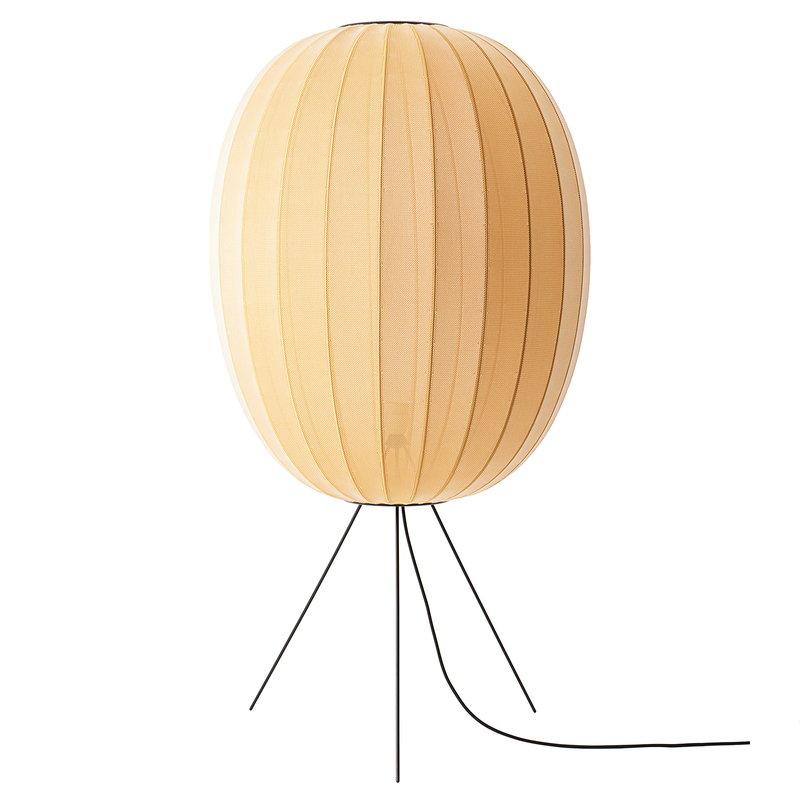 Made By Hand Knit-Wit floor lamp 65 cm, medium, sunrise