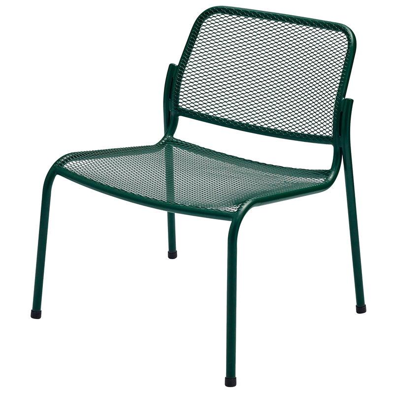 Skagerak Mira Lounge Chair Green