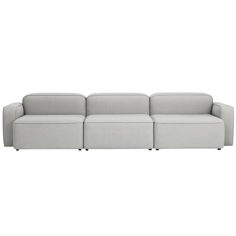 Normann Copenhagen Rope sohva, 3-istuttava, Fame Hybrid