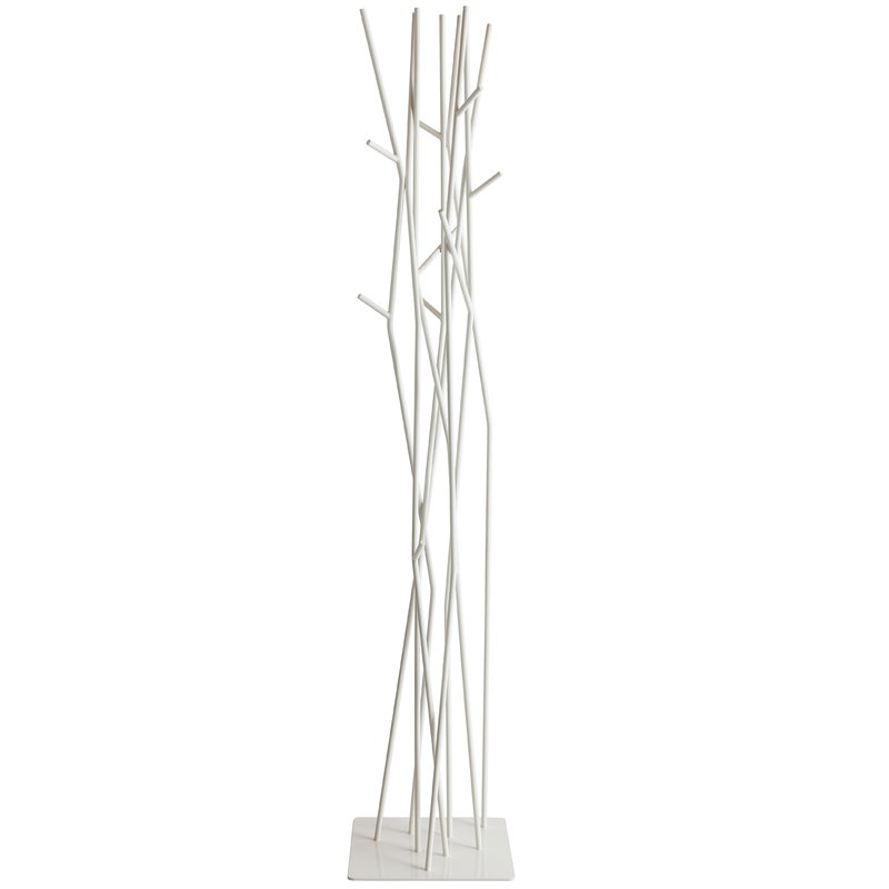 Covo Latva coat stand, white