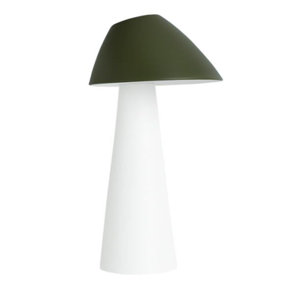 Lundia Loisto table lamp, green