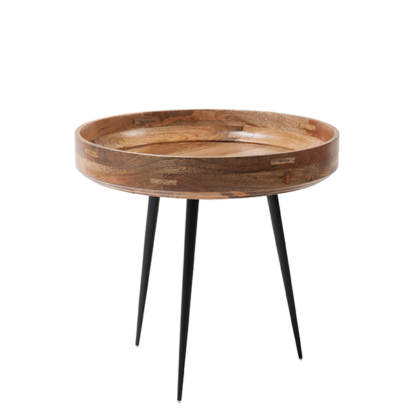 Mater Bowl table, small, natural