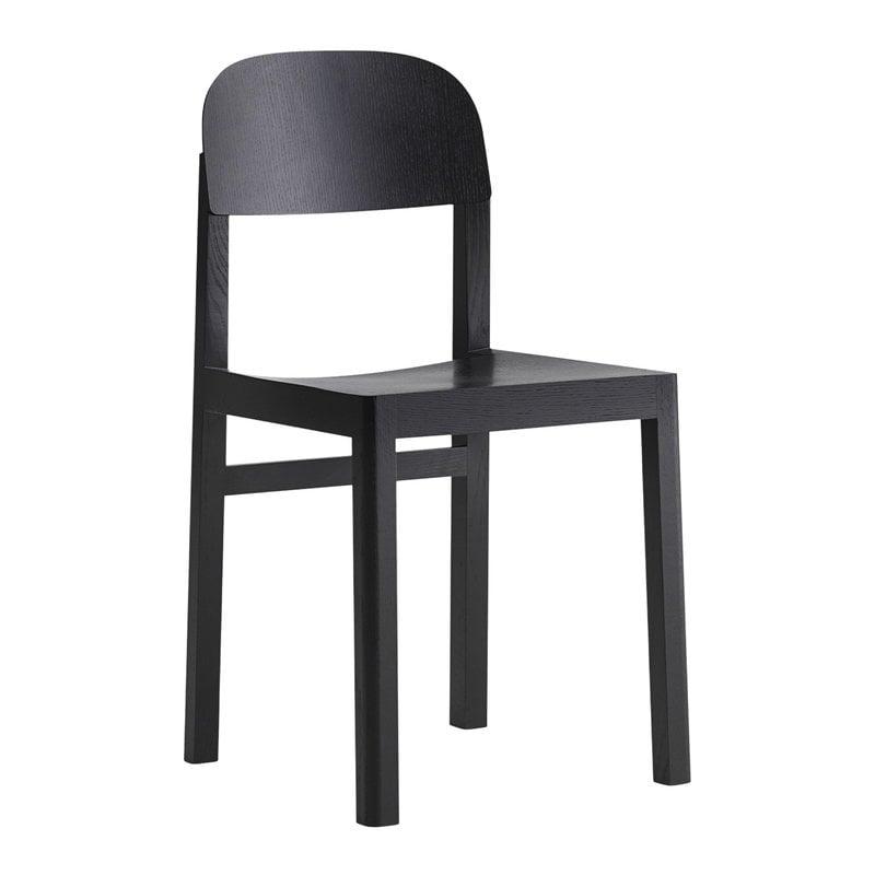 Muuto Workshop chair, black