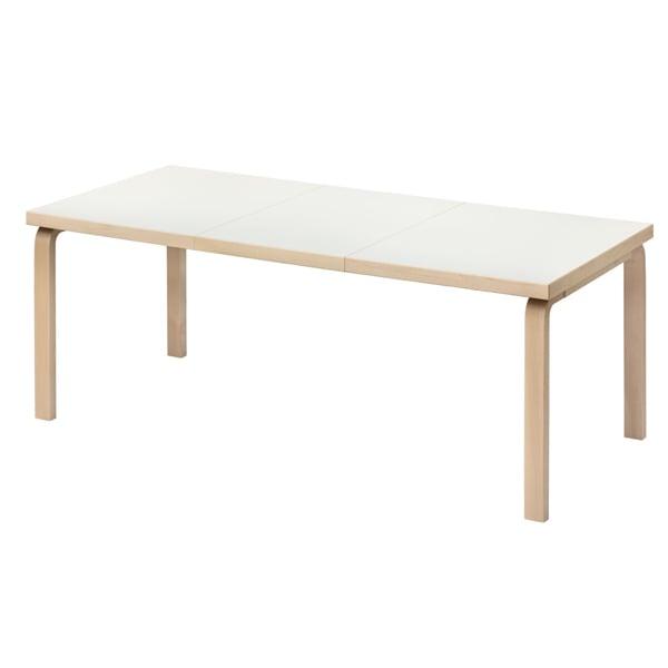 Artek Aalto jatkettava pöytä 97
