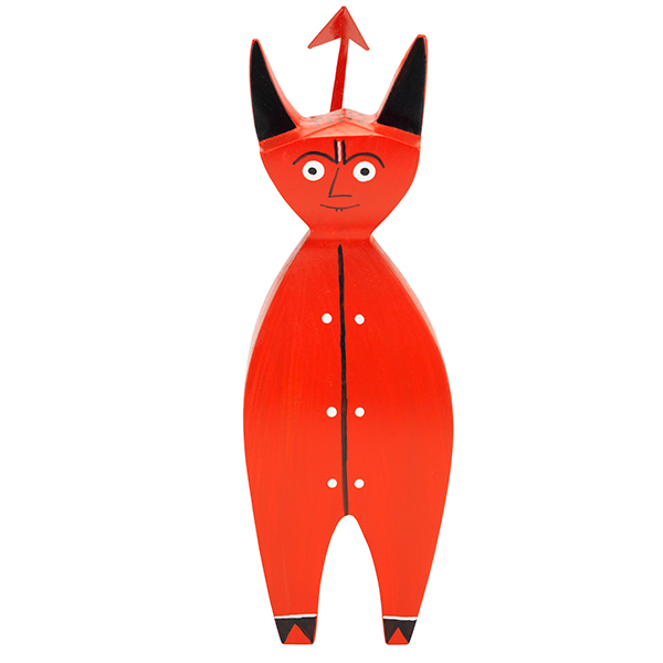 Vitra Puinen nukke, Little Devil