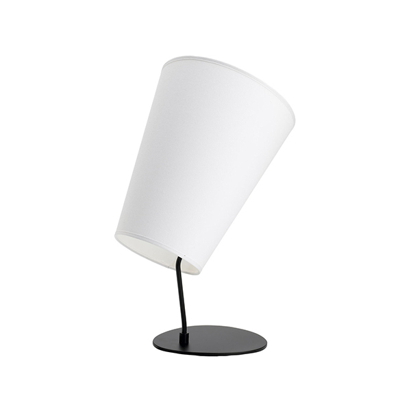 Lundia Soihtu table lamp, white