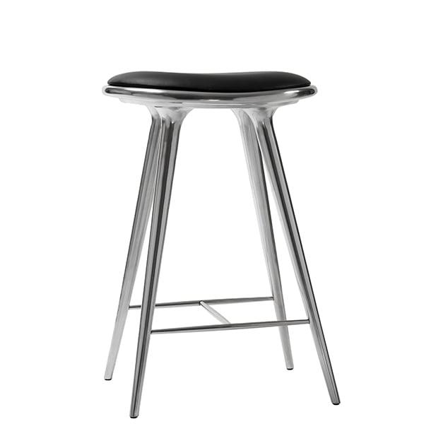Mater High Stool jakkara, 69 cm, alumiini