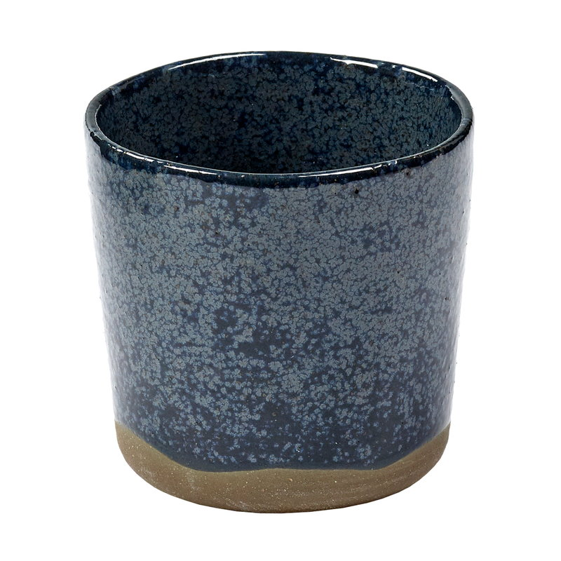 Serax Merci No 9 mug, blue/grey