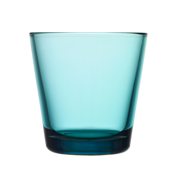 Iittala Kartio tumbler 21 cl, sea blue, set of 2