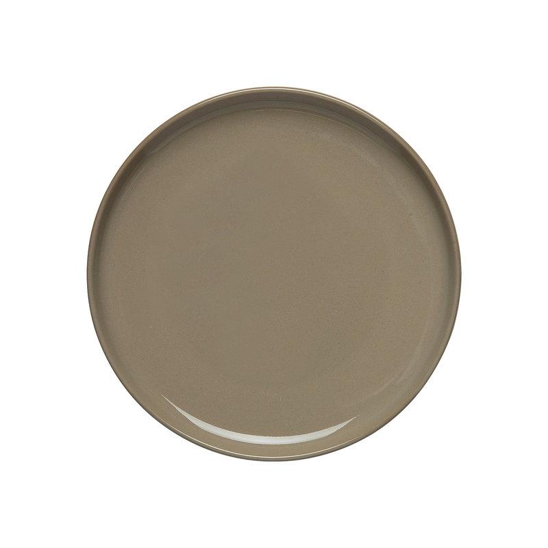 Marimekko Oiva lautanen 13,5 cm, terra