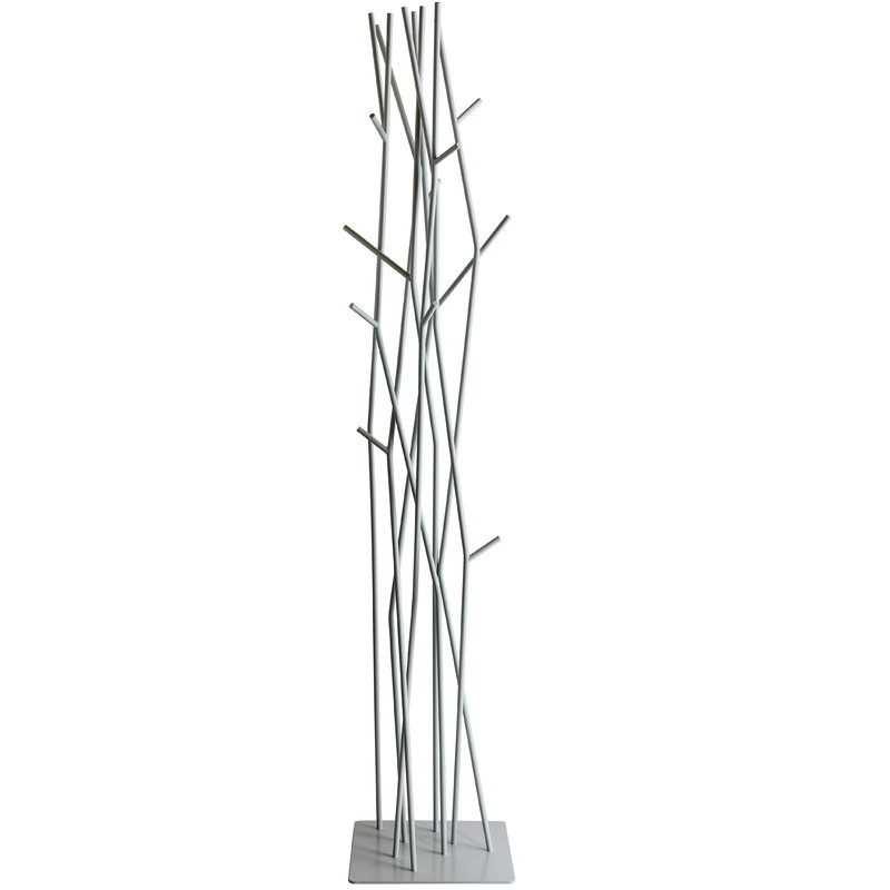 Covo Latva coat stand, light grey