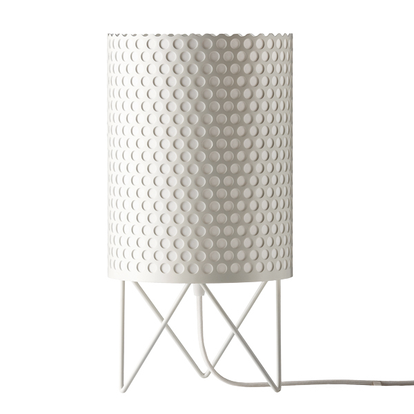 Gubi Pedrera ABC table lamp, white
