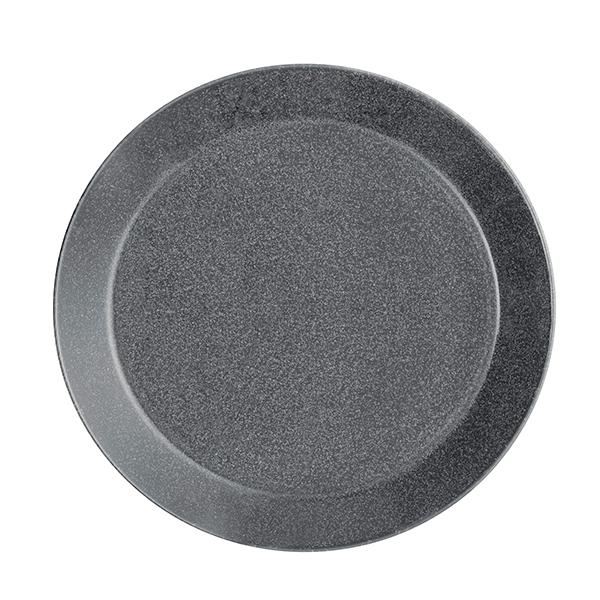 Iittala Teema plate 21 cm, dotted grey