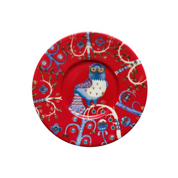 Iittala Taika lautanen 15 cm, punainen