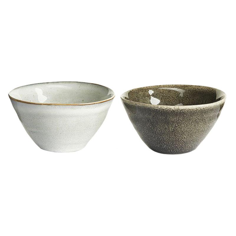Sagaform Nature serving bowl, mini, set of 2