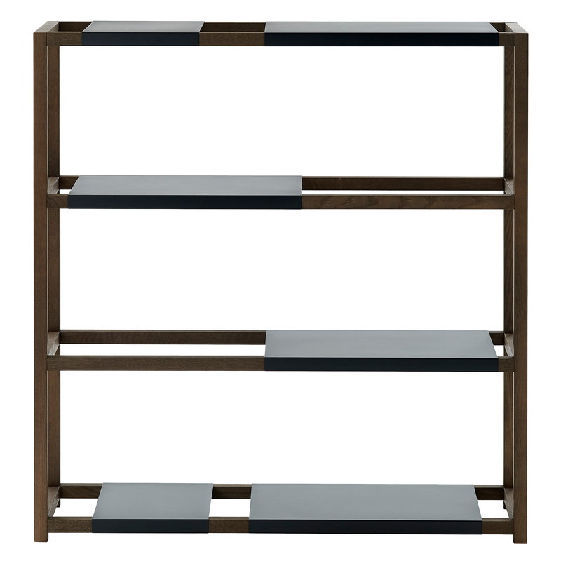 Adea The Botanic Shelf, brown - black