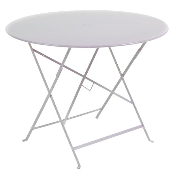 Fermob Bistro pöytä 96 cm, cotton white