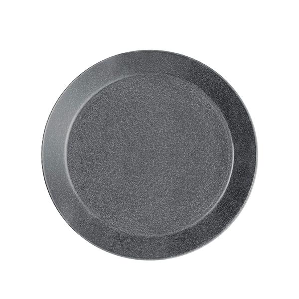 Iittala Piatto Teema 17 cm, grigio puntinato