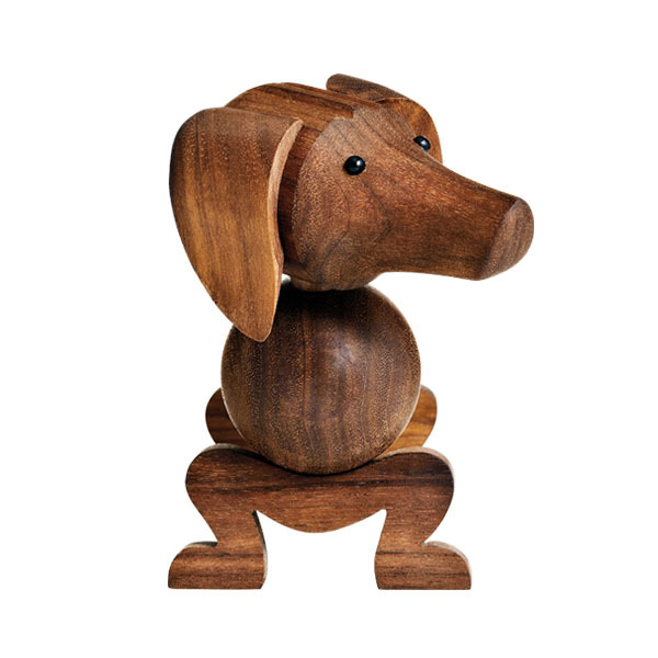 Kay Bojesen Wooden dog