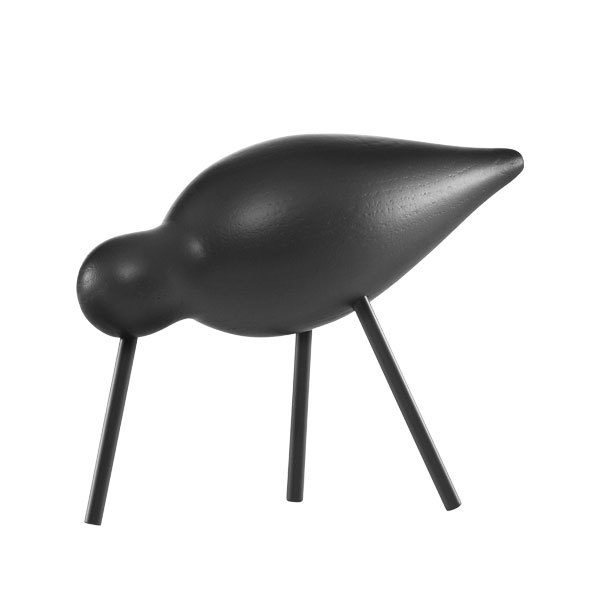 Normann Copenhagen Shorebird, medio, nero