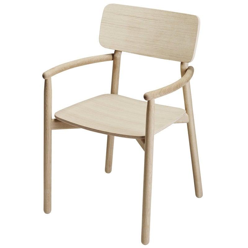 Skagerak Hven armchair, oak