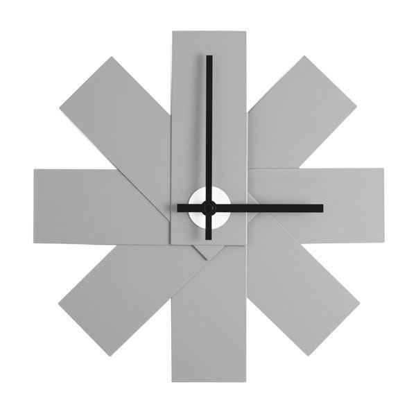 Normann Copenhagen Watch Me clock, grey