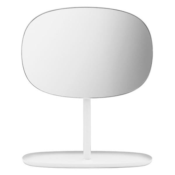 Normann Copenhagen Specchio Flip, bianco