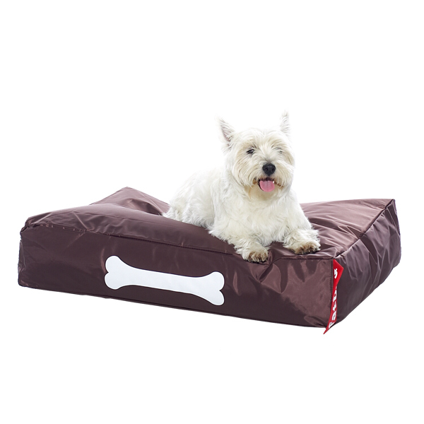Fatboy Doggielounge dog bed, small, brown