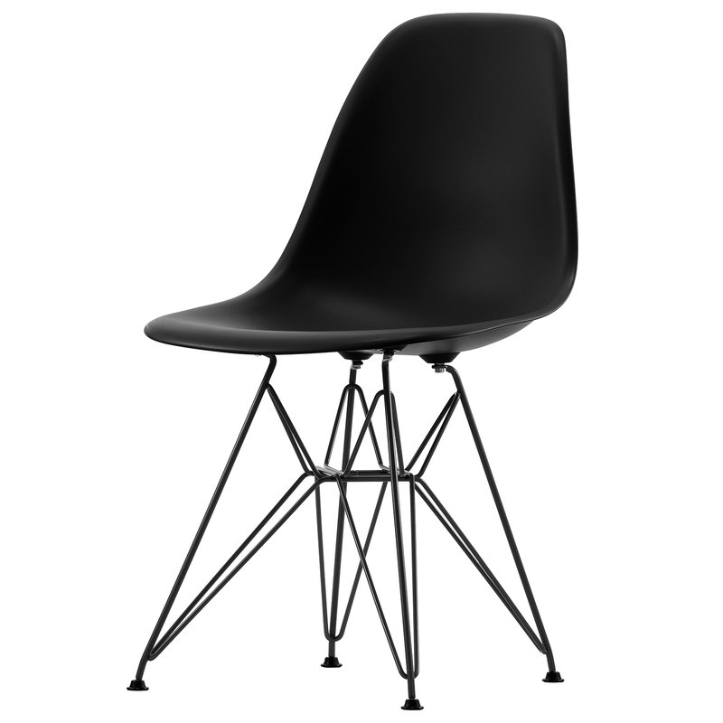 Eames Dsr Chair Basic Dark