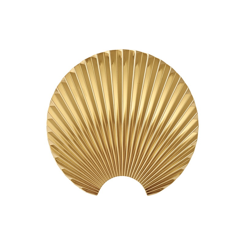 AYTM Concha wall hook S, gold