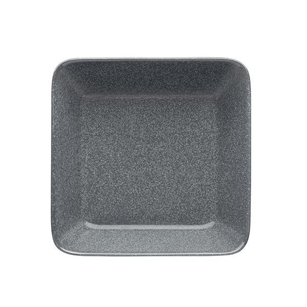 Iittala Vassoio Teema 16 x 16 cm, grigio puntinato