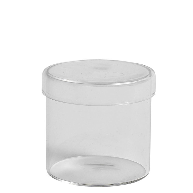 Hay Container, S, clear