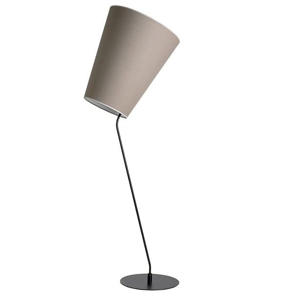 Lundia Soihtu floor lamp, sand