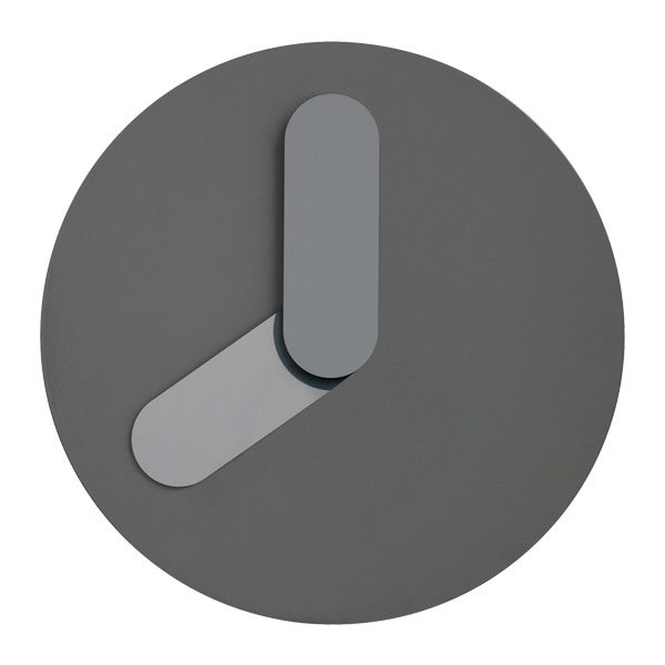 Normann Copenhagen Bold wall clock, grey