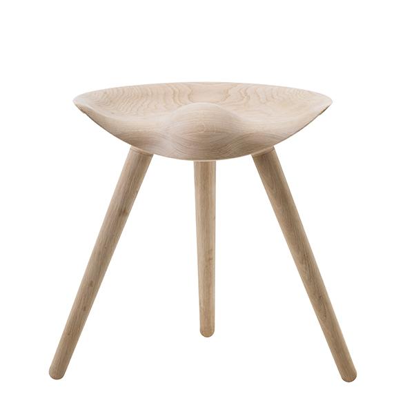 By Lassen ML42 stool, 48 cm, oak