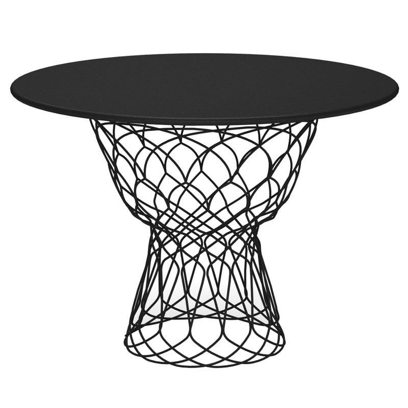Emu Re-Trouve pöytä 105 cm, musta